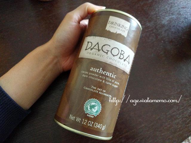 Dagoba Organic Chocolate, 飲むチョコレート、正真正銘、12 オンス (340 g)。