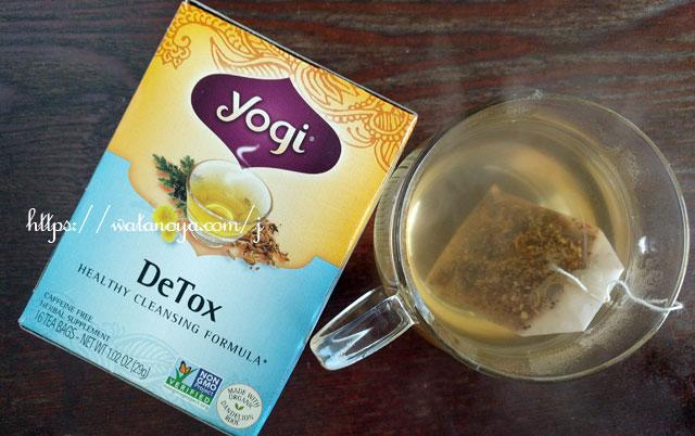 Yogi Tea(ヨギティー)DETOX