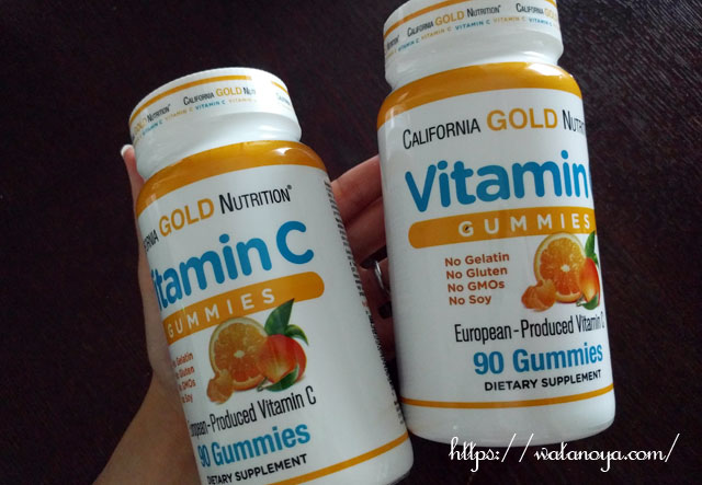 California Gold Nutrition, ビタミンCグミ、90グミ