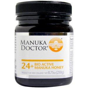 Manuka Doctor, 24+バイオアクティブマヌカハニー、8.75 oz (250 g)