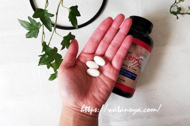 Neocell, スーパーコラーゲン+C, タイプ1&3, 6,000 mg, 250錠