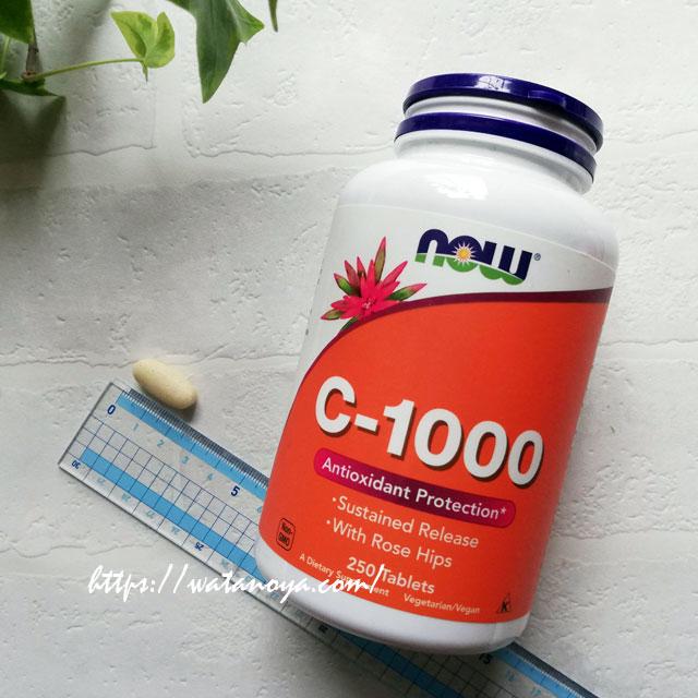 Now Foods, C-1000, 100 錠