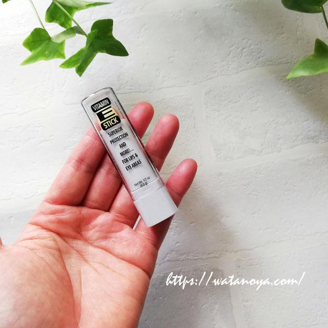 目元の乾燥とほうれい線対策に Reviva Labs, Vitamin E Stick