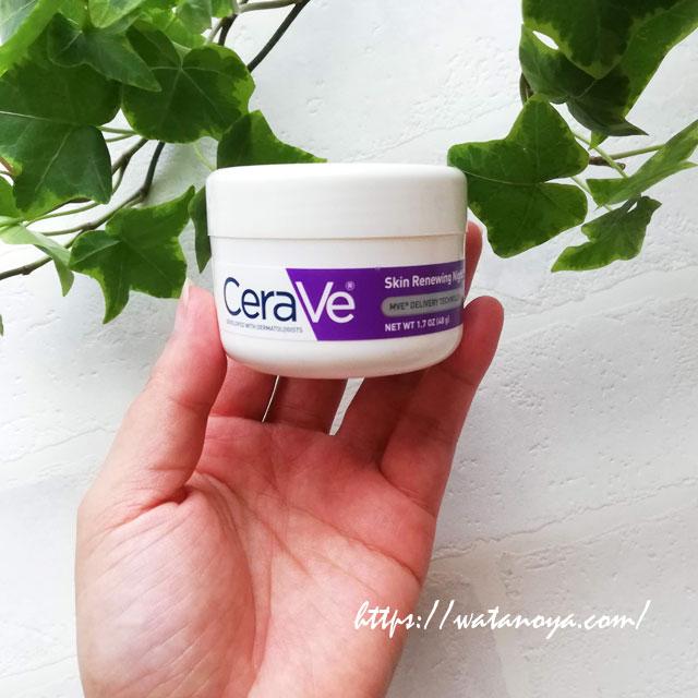 セラヴィ スキンリニュアーリングアーリング ナイトクリーム( CeraVe, Skin Renewing Night Cream, 1.7 oz z (48 g) )