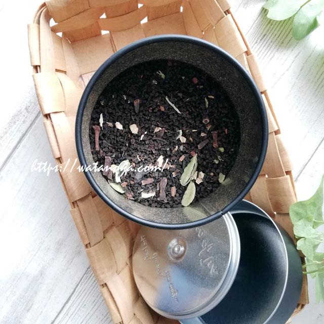 The Tao of Tea, オーガニックブラックティー & スパイス, 500マイル チャイ