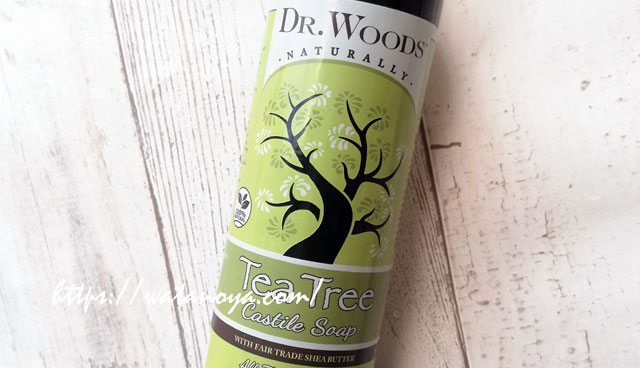 Dr. Woods, ティツリー(チャノキ), カスティール石鹸