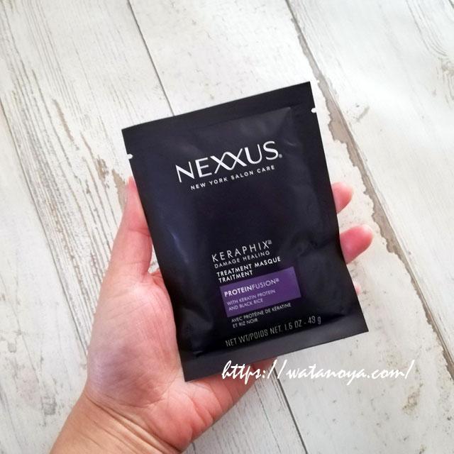 Nexxus, ケラフィックストリートメントヘアマスク、ダメージヒーリング、43 g(1.5 oz)