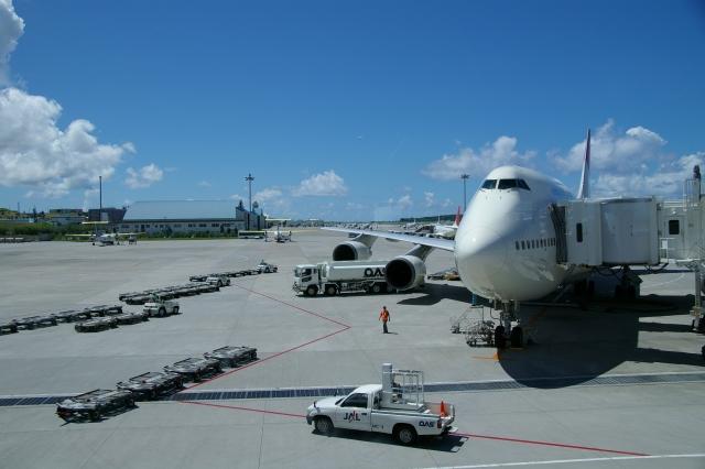 飛行機 3月10日、iHerbで注文した荷物は韓国からいつ届くのか?コロナウィルスによる入国制限と減便による影響は?