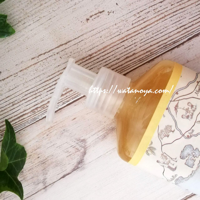 サウスオブフランス( South of France )のハンドソープ、レモン・バーベナの爽やかな香りと優しい洗い上がり