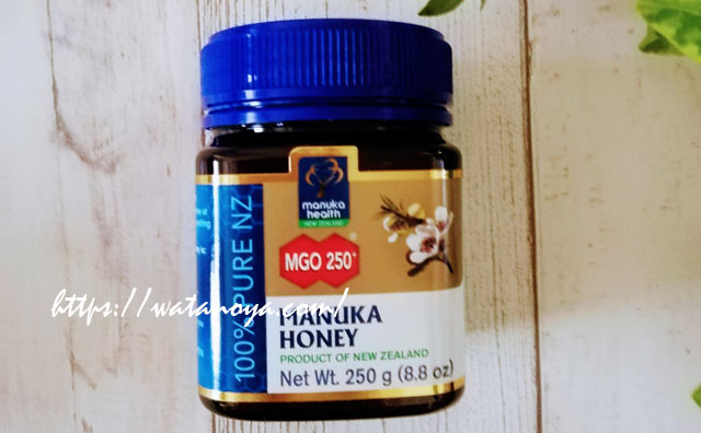 Manuka Health, Manuka Honey, MGO 263+, 8.8 oz (250 g)