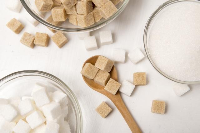 iHerb アイハーブ で買えるシュガー洗顔・ボディスクラブ紹介、砂糖でしっとり、もちもち肌 ニキビ対策にもおすすめ