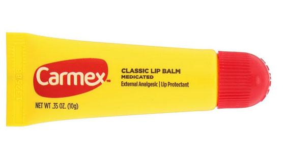 Carmex, クラシックリップクリーム、薬用、10 g