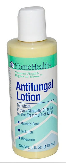 Home Health, 抗真菌ローション, 4 液量オンス (118 ml)
