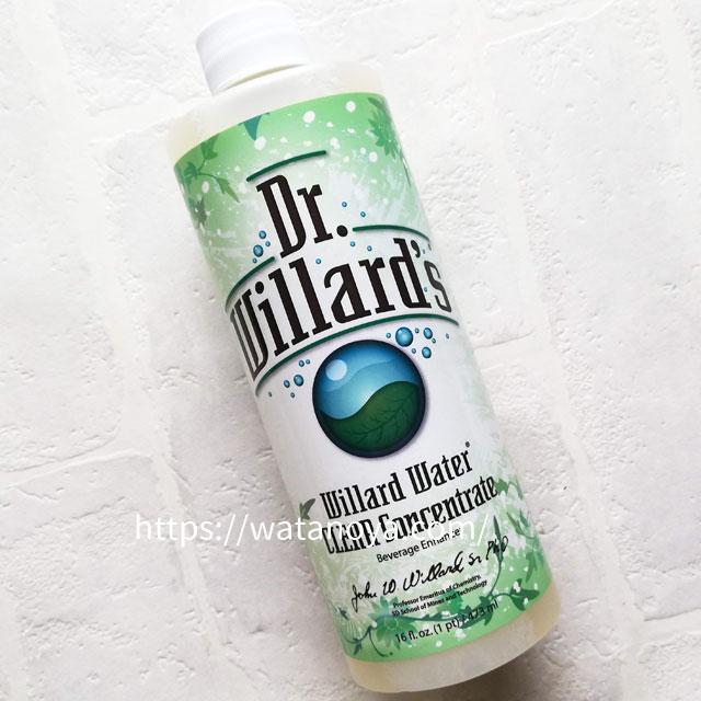 Willard, ウォーター クリア コンセントレート, 16 oz (0.473 l)