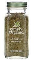 Simply Organic, 万能シーゾニング 2.08 oz (59 g)