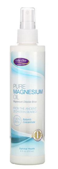 Life-flo, ピュア マグネシウム オイル, 8 oz (237 ml)