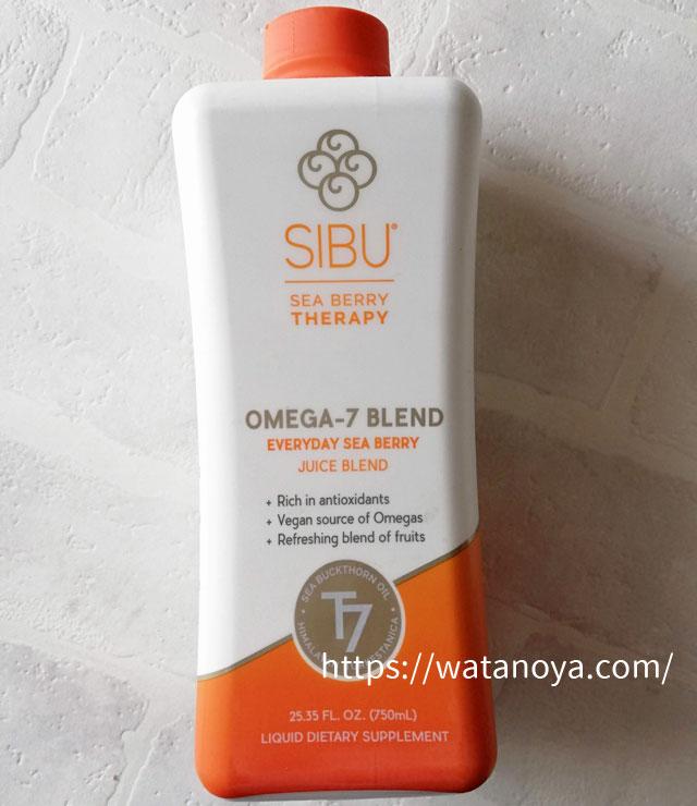 Sibu Beauty, オメガ7ブレンド, 毎日のシーベリージュース ブレンド, 25.35液量オンス(750 ml)