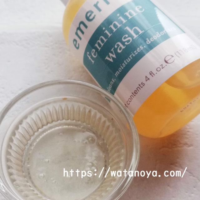 Emerita, フェミニンウォッシュ、 4液量オンス (118 ml)