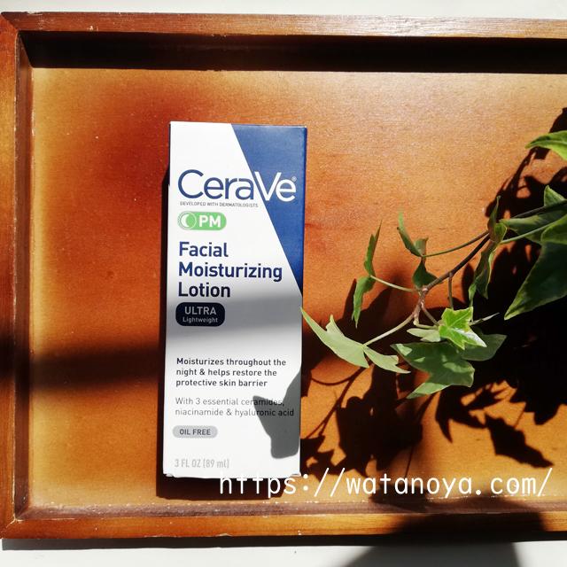 CeraVe, PMフェイシャルモイスチャライジングローション、89ml(3fl oz)