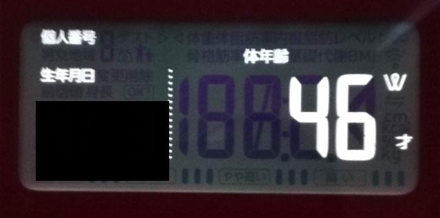 2021年5月3日 体重測定