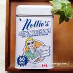 ネリーズ Nellie's, Oxygen Brightener(オキシジェンブライトナー)缶、900g(2ポンド)