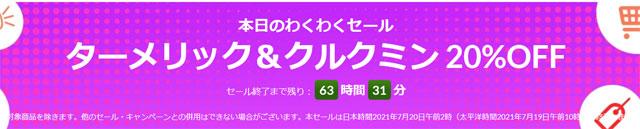 ターメリック(ウコン)&クルクミン
