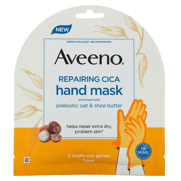 アヴィーノ( Aveeno )の肌ガードシカハンドマスク