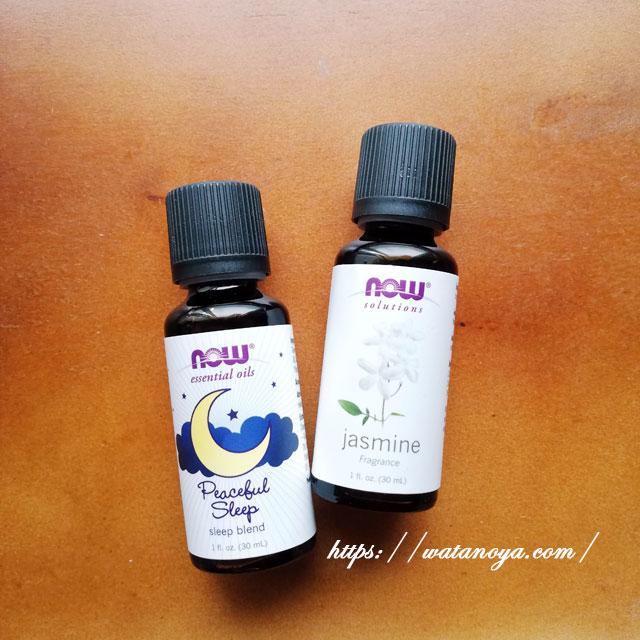 精油 Now Foods, ソリューション, ジャスミン, 1液量オンス(30 ml)